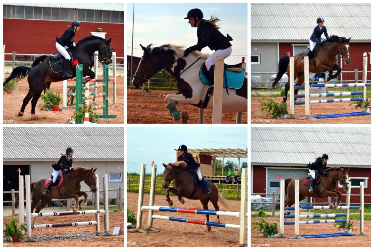 Ecu Spring Jumping tulemused